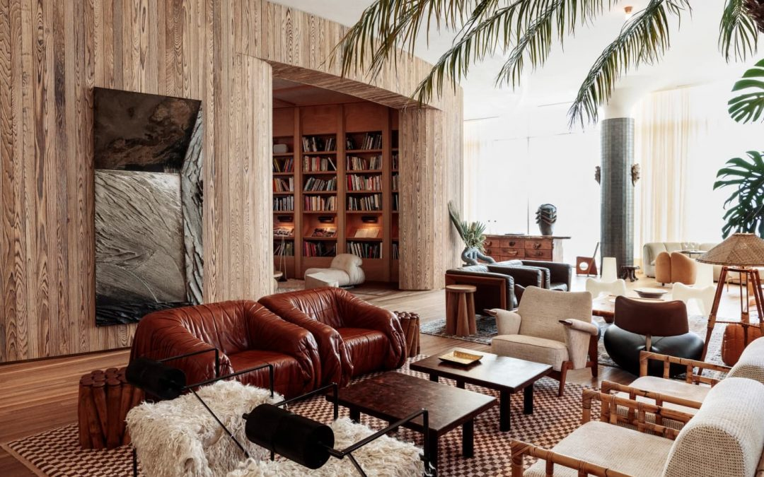Brown: How This Controversial Hue Is Making A Comeback