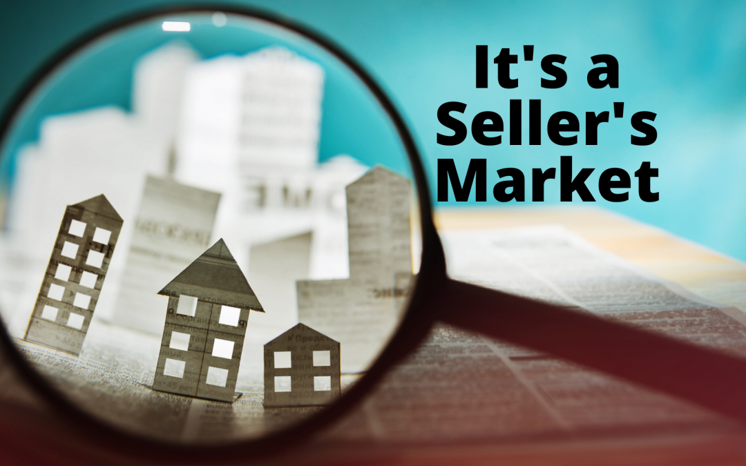 5 Ways To Stand Out In A Seller's Market